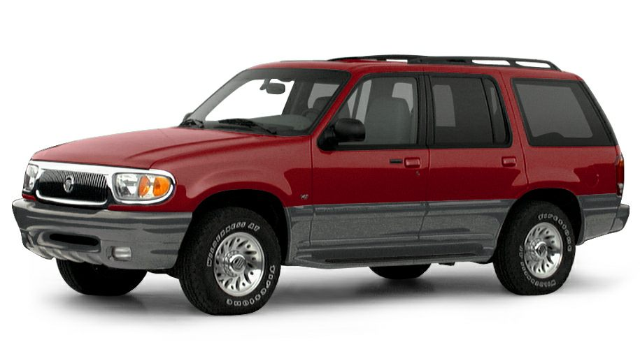 2000 Mercury Mountaineer SUV for sale in Columbia for $2,995 with 0 miles
