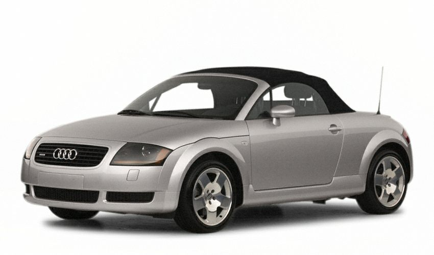 2001 Audi TT Roadster Quattro Convertible for sale in Moore for $0 with 113,591 miles