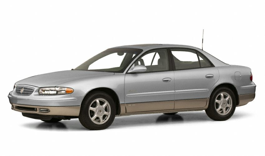 2001 Buick Regal GS Sedan for sale in Houston for $4,995 with 0 miles