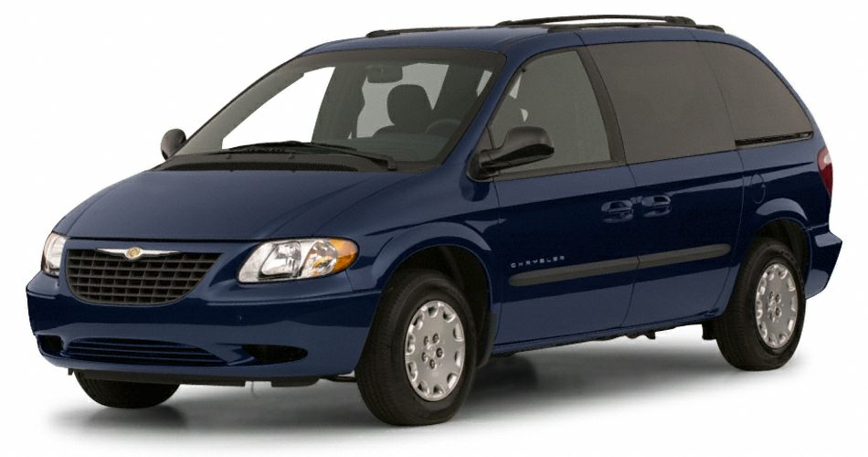 2001 Chrysler Voyager LX Minivan for sale in Largo for $3,300 with 80,961 miles