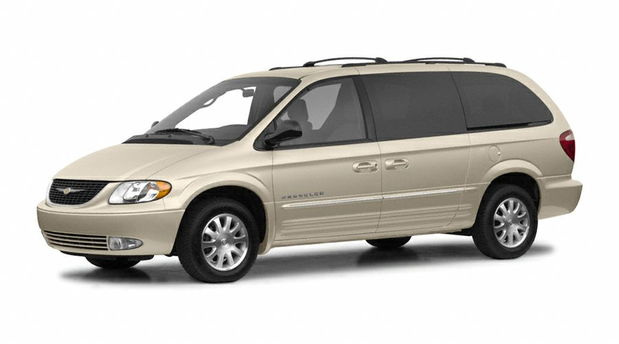 2001 Chrysler Town & Country Limited Minivan for sale in Memphis for $4,999 with 172,774 miles