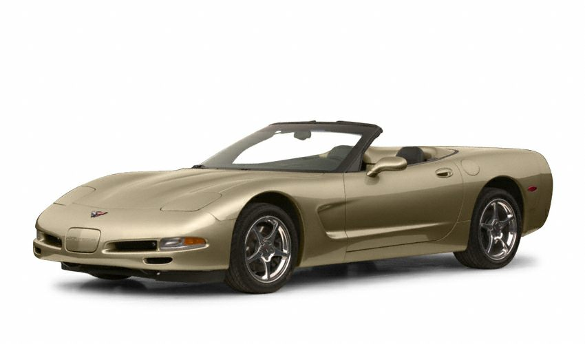 2001 Chevrolet Corvette Coupe for sale in Huntsville for $13,991 with 116,042 miles
