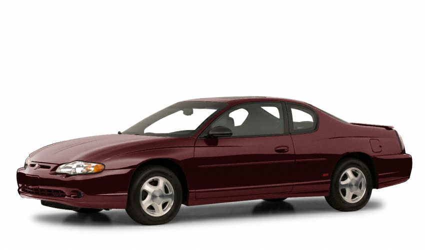 2001 Chevrolet Monte Carlo LS Coupe for sale in Tucson for $5,695 with 117,813 miles.