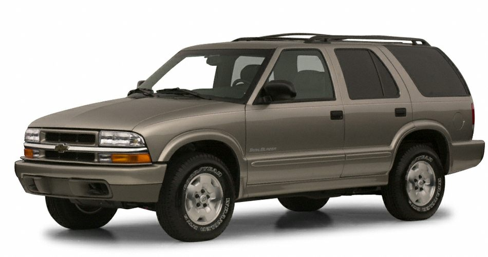 2001 Chevrolet Blazer LT SUV for sale in Rapid City for $6,988 with 74,644 miles