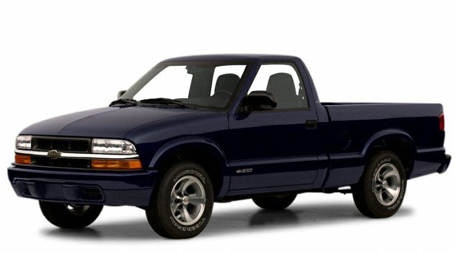 2001 Chevrolet S 10 Reviews Specs And Prices Cars Com