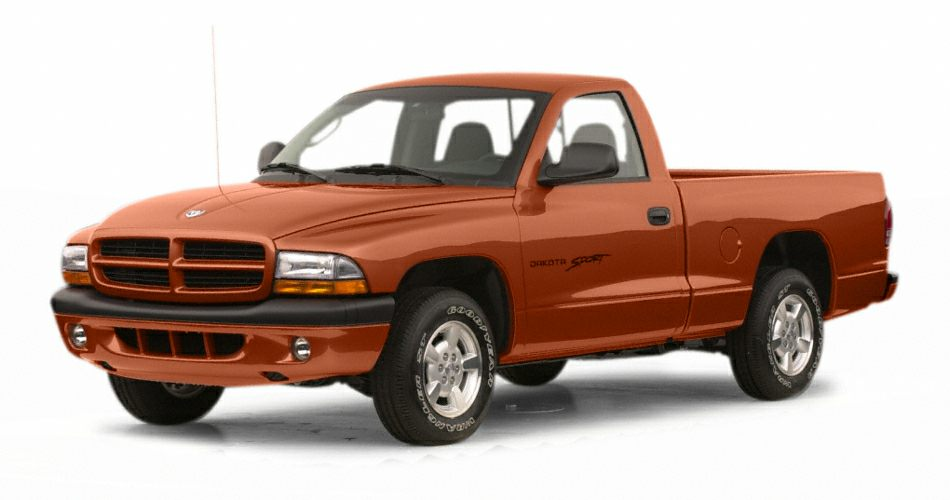 2001 Dodge Dakota Regular Cab Pickup for sale in Altoona for $7,495 with 121,560 miles