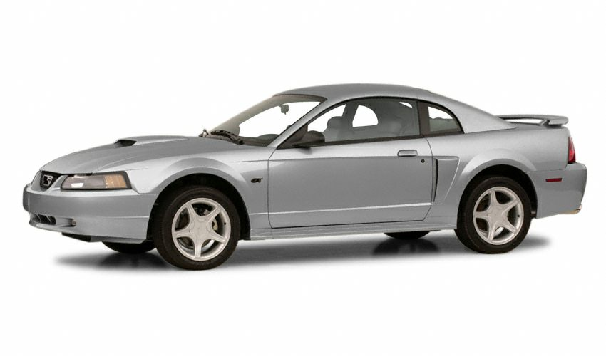 2001 Ford Mustang Coupe for sale in Chicago for $5,999 with 136,981 miles