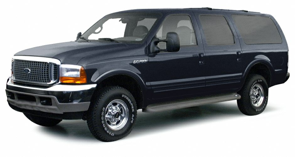 2001 Ford Excursion Limited SUV for sale in Columbia for $8,995 with