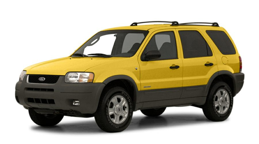 2001 Ford Escape XLT SUV for sale in Paducah for $4,290 with 121,242 miles.
