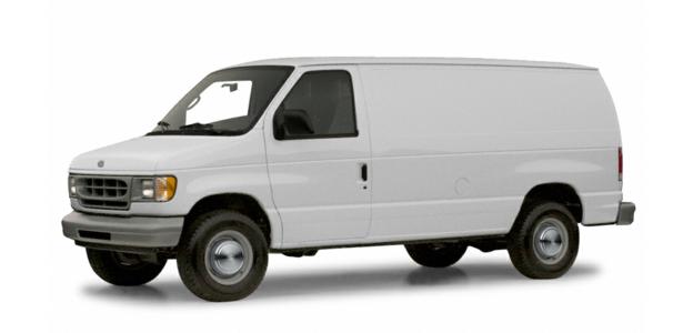 2001 Ford E-150