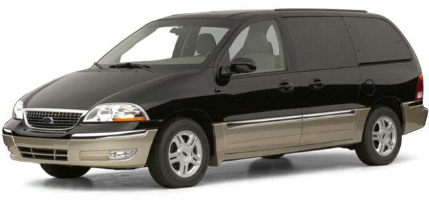 1995.5 Ford Windstar