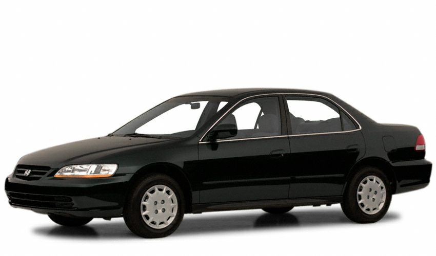 2001 Honda Accord LX Sedan for sale in Florence for $0 with 246,204 miles