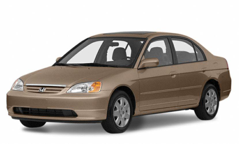 2001 Honda Civic Reviews Specs And Prices Cars Com