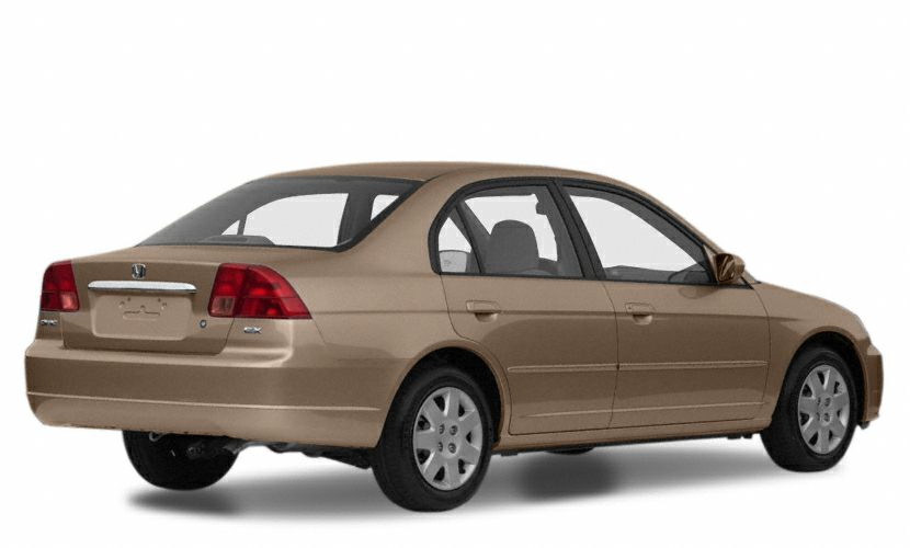 2001 Honda Civic Reviews Specs And Prices Cars Com