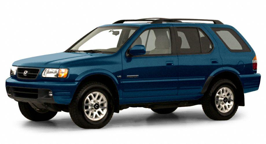 2001 Honda Passport Reviews Specs And Prices Cars Com