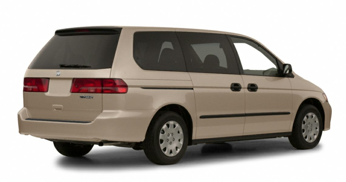 2001 honda odyssey specs pictures trims colors for Honda odyssey height