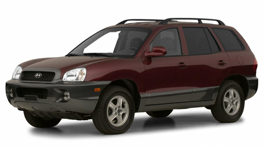 2001 Hyundai Santa Fe GLS SUV for sale in Seattle for $2,995 with 172,643 miles.