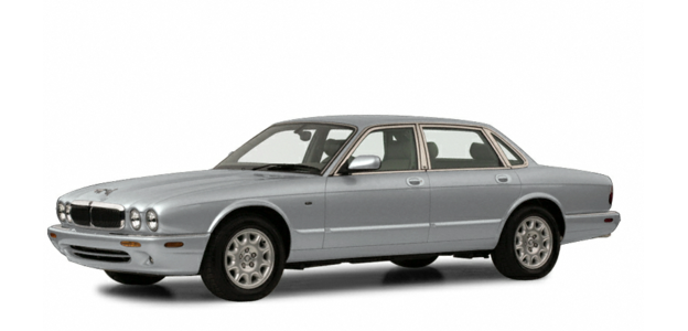 2001 Jaguar XJ8