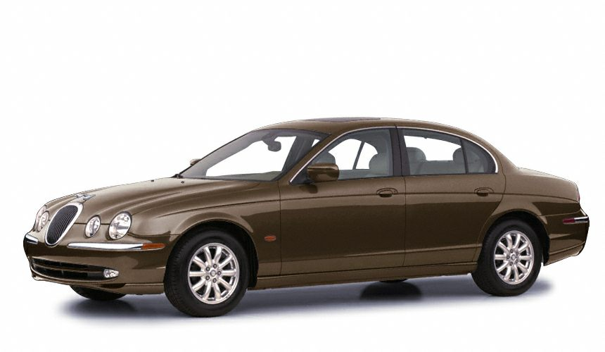 2001 Jaguar S-Type 4.0 Sedan for sale in Douglasville for $6,985 with 97,467 miles.