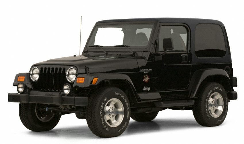 2001 Jeep Wrangler SE SUV for sale in Albuquerque for $9,900 with 123,547 miles.