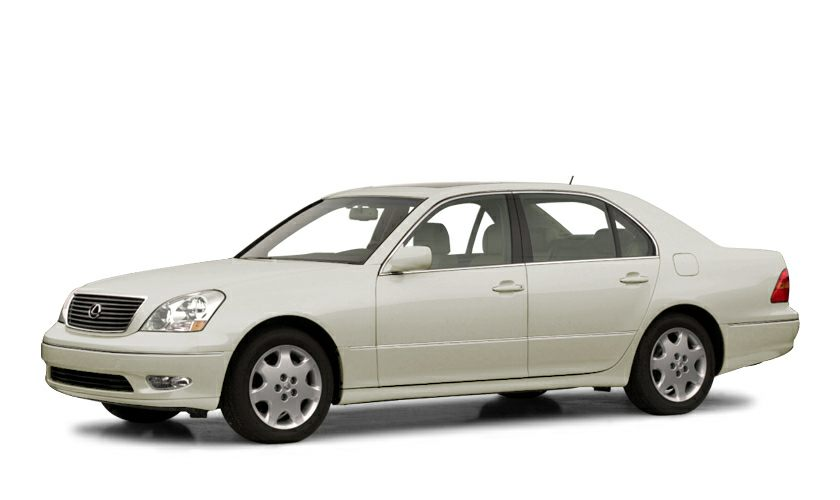 2001 Lexus LS 430 Sedan for sale in Lakewood for $10,988 with 104,411 miles
