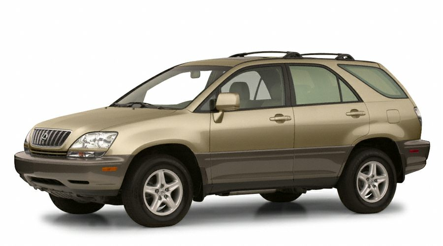 2001 Lexus RX 300 SUV for sale in Lafayette for $11,995 with 149,870 miles.