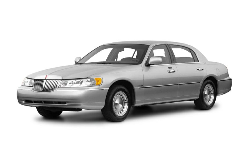 2001 Lincoln Town Car Executive Sedan for sale in Durham for $4,995 with 149,481 miles.