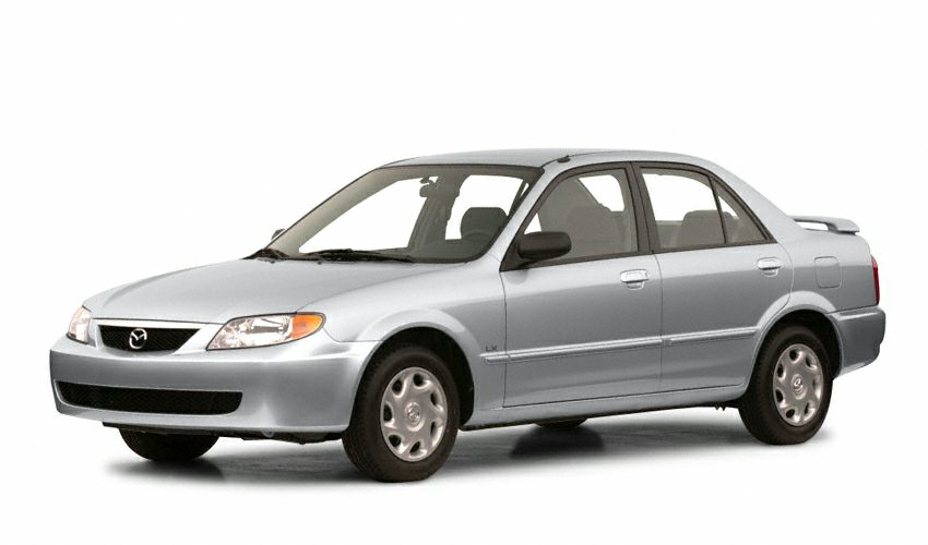 2001 Mazda Protege ES 2.0 Sedan for sale in Augusta for $4,990 with 112,663 miles