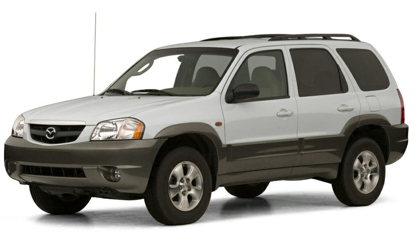 2001 Mazda Tribute LX V6 SUV for sale in Altoona for $5,995 with 155,252 miles.