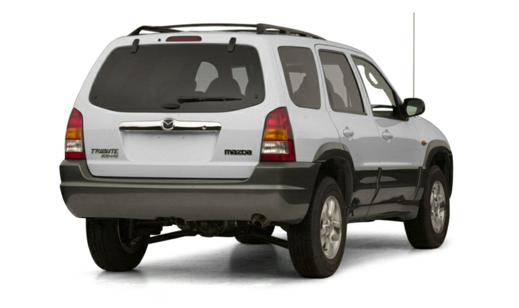 2001 mazda tribute reviews specs and prices. Black Bedroom Furniture Sets. Home Design Ideas