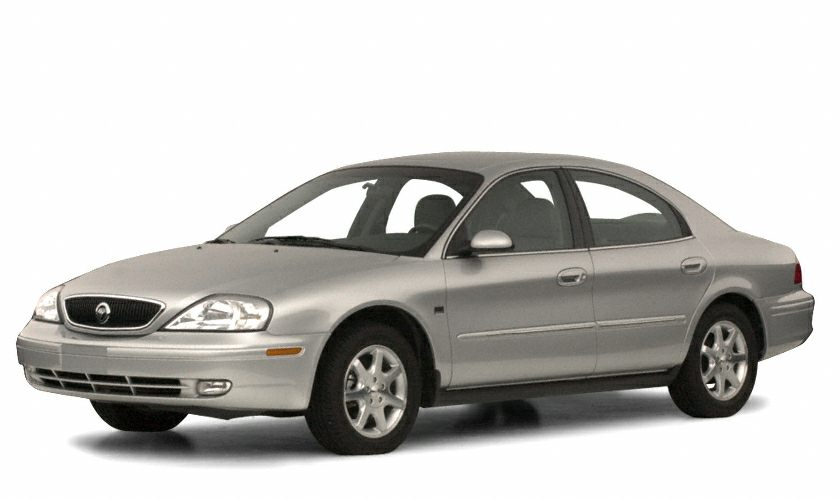 2001 Mercury Sable LS Sedan for sale in Greer for $3,900 with 196,881 miles.