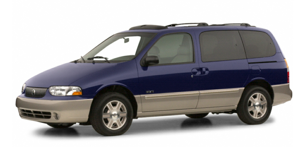 2001 Mercury Villager
