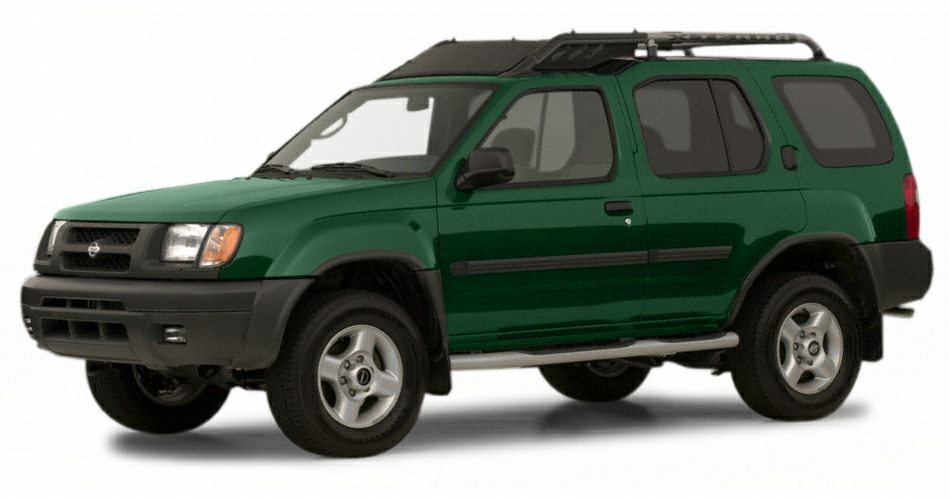 2001 Nissan Xterra XE SUV for sale in Jacksonville for $1,499 with 150,538 miles.