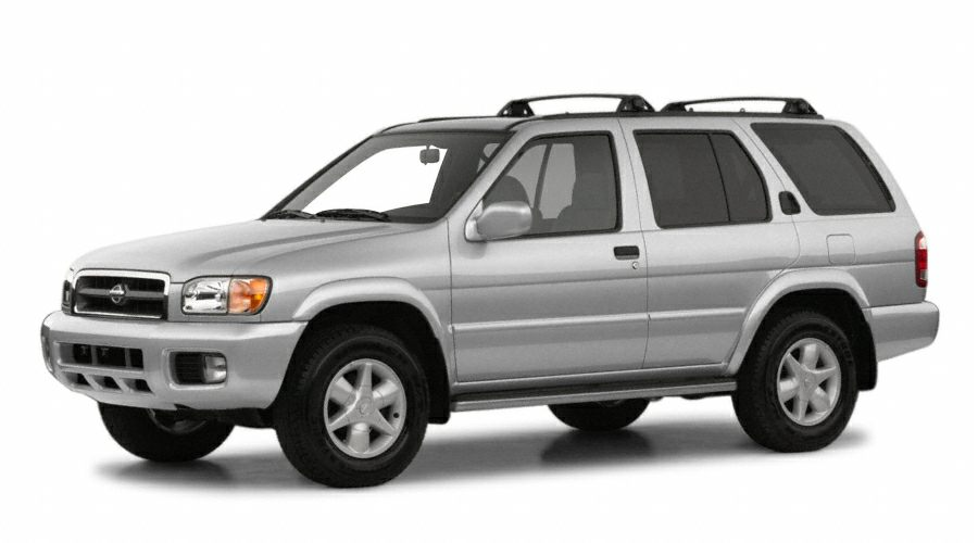 2001 Nissan Pathfinder XE SUV for sale in Melbourne for $4,990 with 98,337 miles.