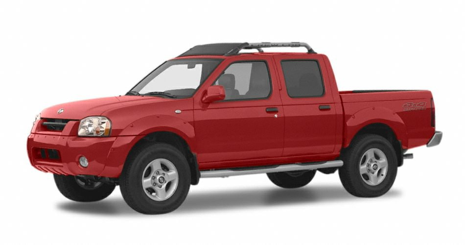 2001 Nissan Frontier XE Crew Cab Crew Cab Pickup for sale in Johnson City for $6,999 with 98,104 miles