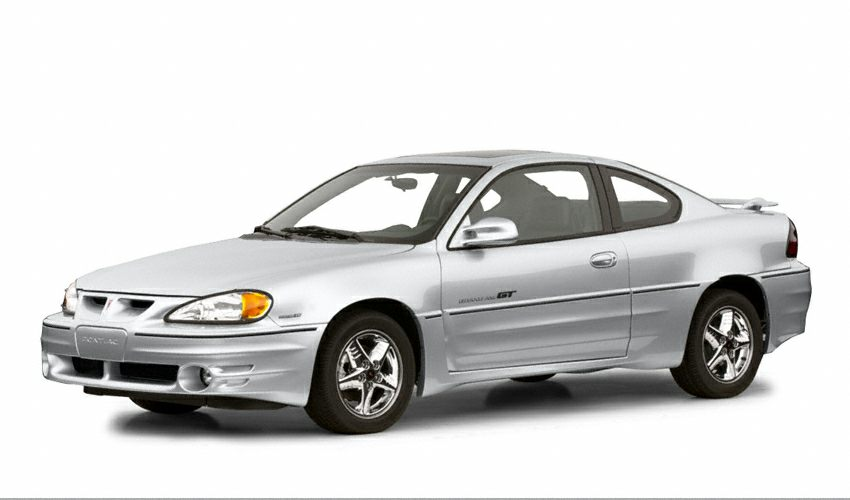 2001 Pontiac Grand Am GT Sedan for sale in Laurel for $4,750 with 248,228 miles.