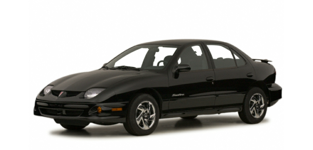 2001 Pontiac Sunfire