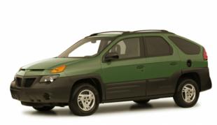 2001 Pontiac Aztek Summary