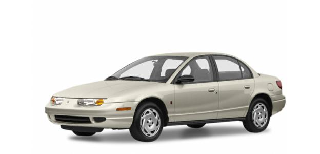 2001 Saturn SL2