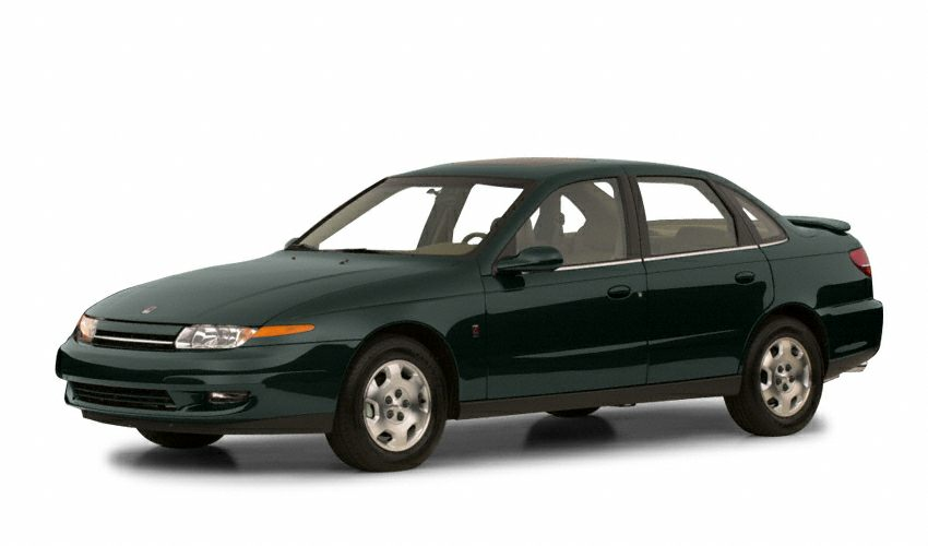 2001 Saturn L 300 Sedan for sale in Charlotte for $3,900 with 0 miles