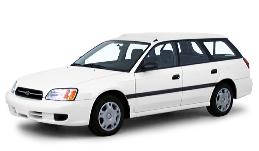 2001 Subaru Legacy Reviews, Specs and Prices | Cars.com