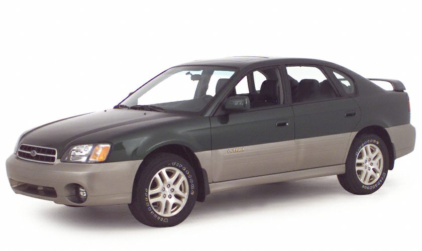 2001 Subaru Outback Limited Wagon for sale in Spokane for $0 with 83,630 miles
