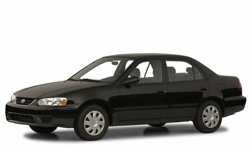 2001 Toyota Corolla LE Sedan for sale in Worcester for $5,995 with 51,415 miles