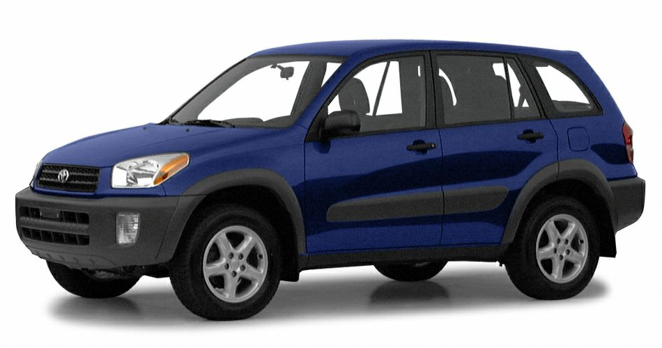 2001 Toyota RAV4 SUV for sale in Stockton for $7,999 with 142,542 miles