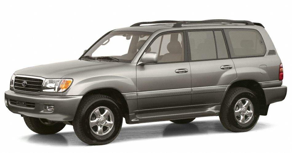 2001 Toyota Land Cruiser SUV for sale in Fallbrook for $16,995 with 115,491 miles.