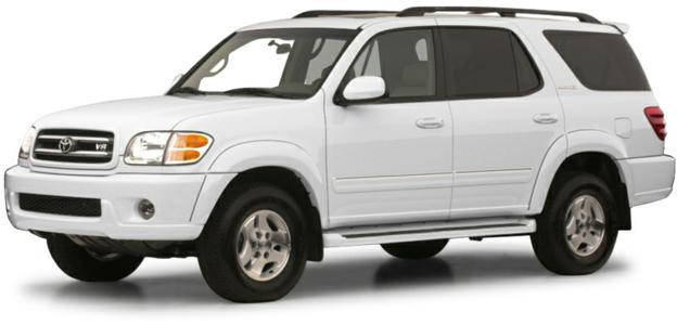 2001 Toyota Sequoia