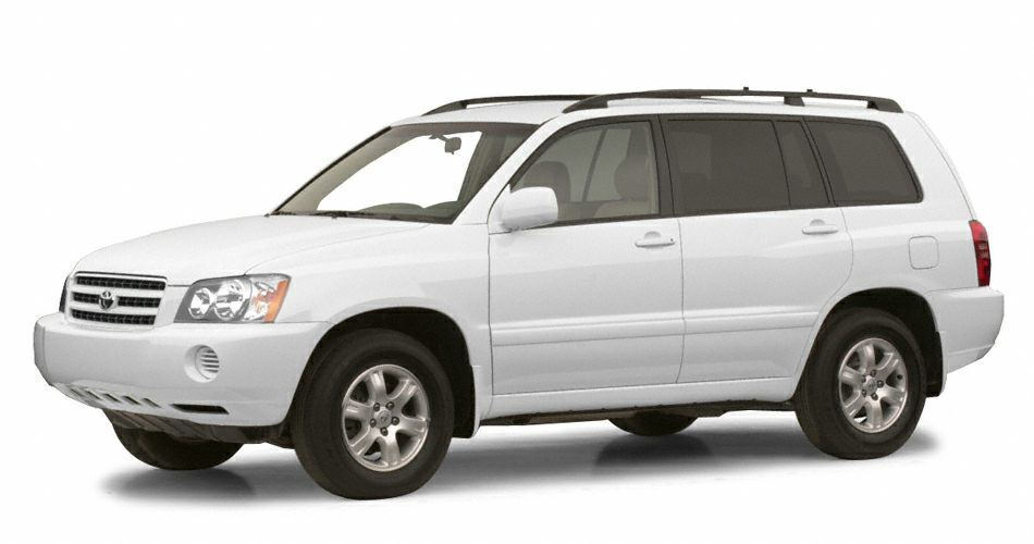 2001 Toyota Highlander SUV for sale in Cold Spring for $0 with 138,197 miles