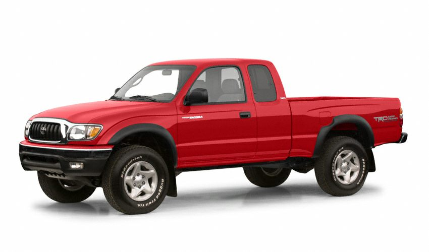 2001 Toyota Tacoma Xtracab Extended Cab Pickup for sale in Jasper for $10,990 with 268,697 miles.