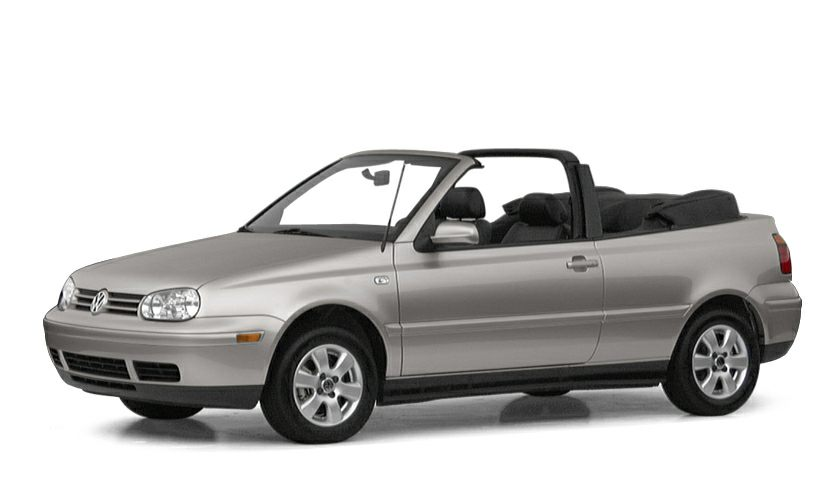 2001 Volkswagen Cabrio Reviews Specs And Prices Cars Com