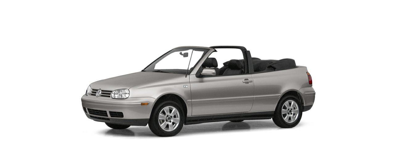 2001 Volkswagen Cabrio Reviews, Specs and Prices | Cars.com